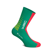WRC Heel Tread Socks - Portugal
