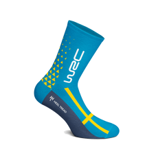 WRC Heel Tread Socks - Sweden