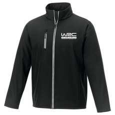 WRC Softshell Jacket Black