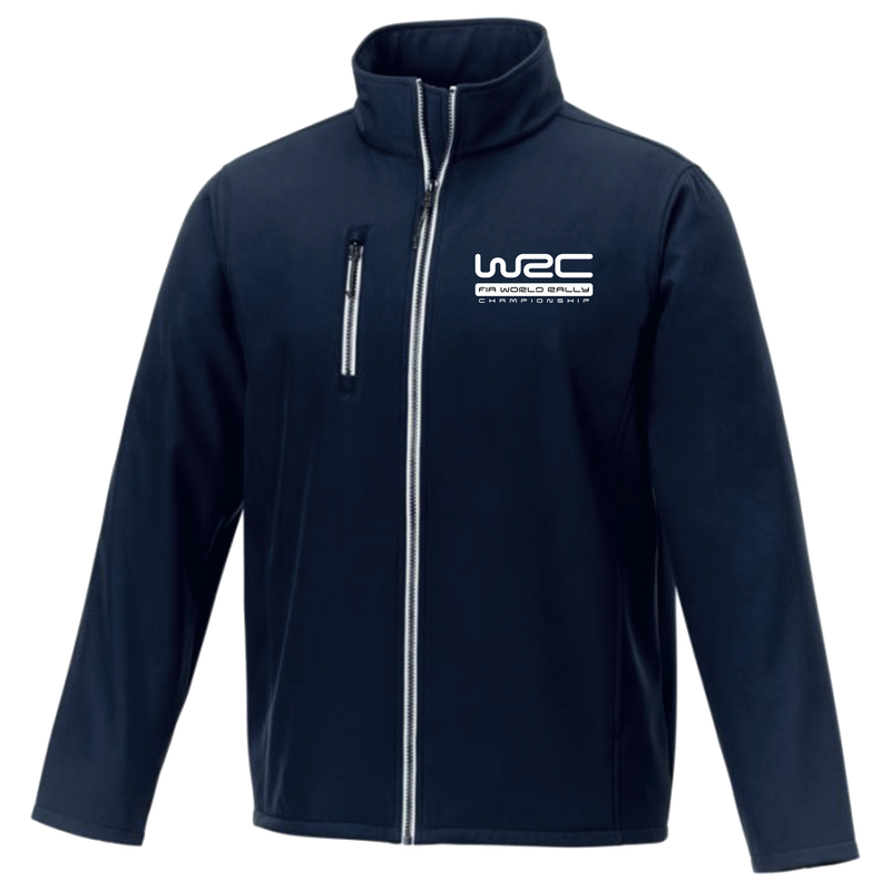 WRC Softshell Jacket Navy