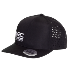 WRC Technical Black Baseball Cap