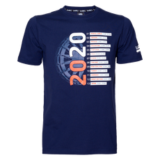 WRC 2020 Event Calendar Navy T-Shirt