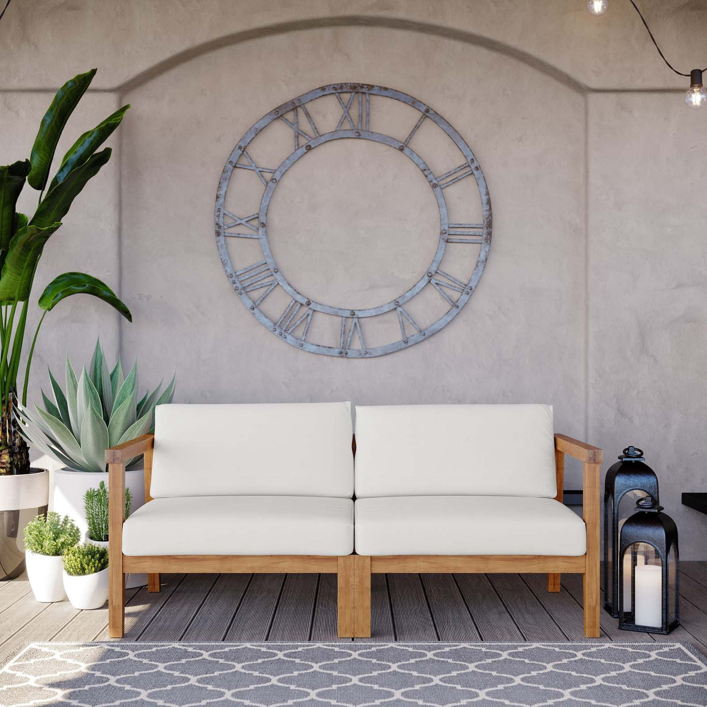 Outdoor Sofas Loveseats and Sectionals