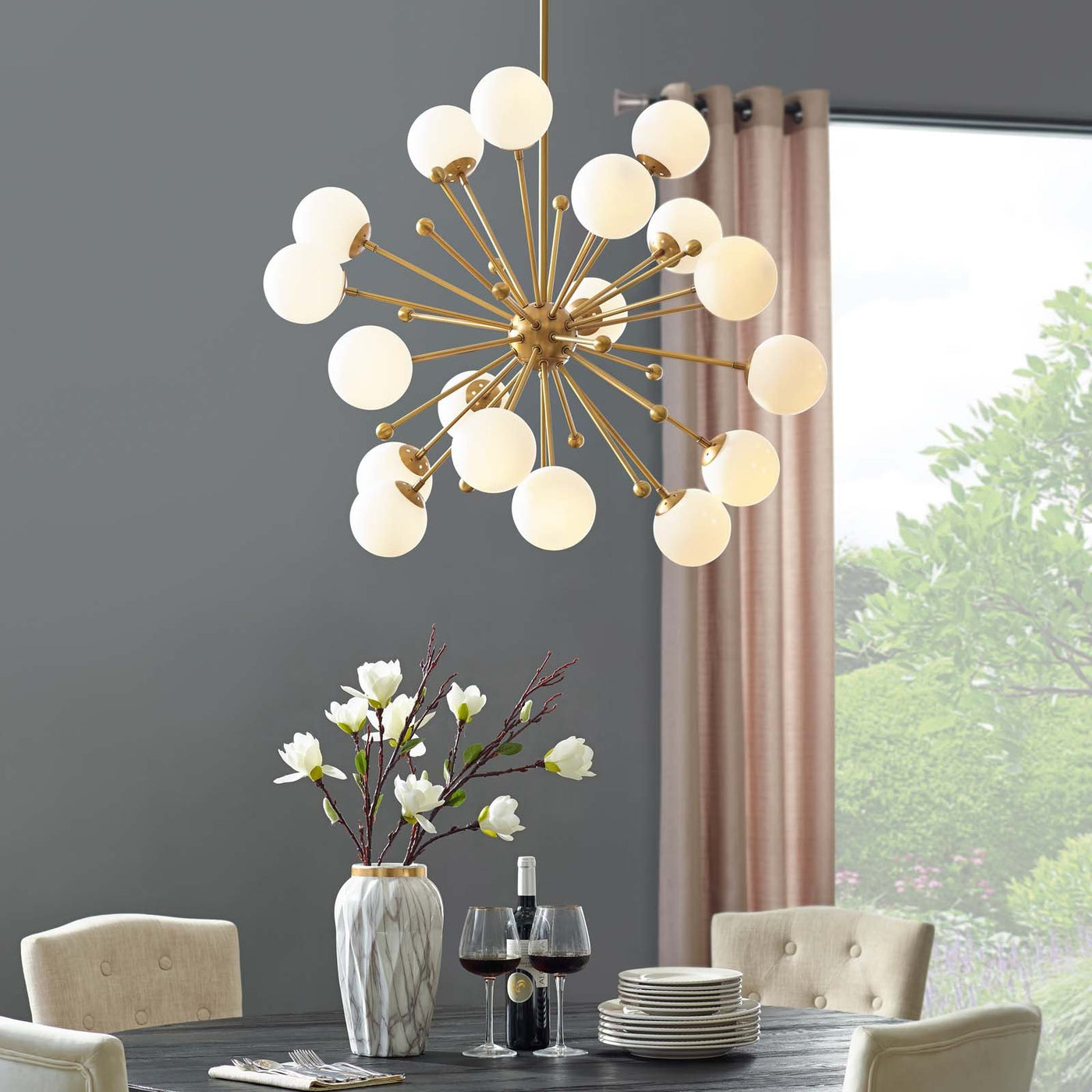 Modern Lighting, Table Lamps & Chandeliers | Wantism