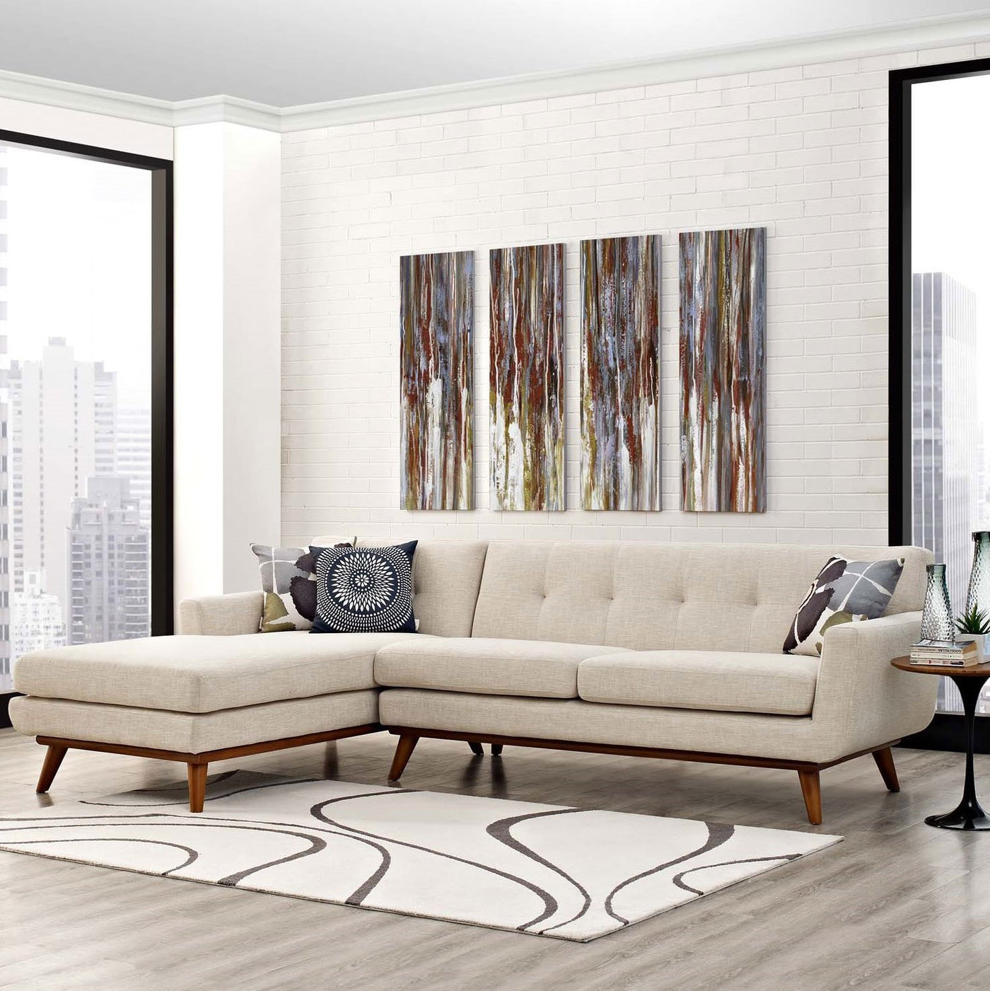 Mid-Century Modern Sofa Collection | Wantism