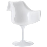 Tulip Swivel Armchair