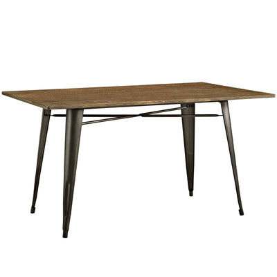 Wantism Alton Dining Table - 59""