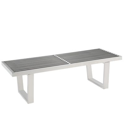 Wantism Westly Steel Bench