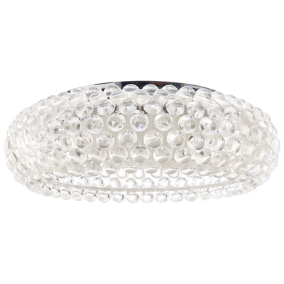 "Modern Glam Halo 25"" Ceiling Light Fixture,  - Wantism"