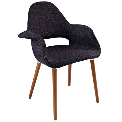 Wantism Ava Dining Armchair Black
