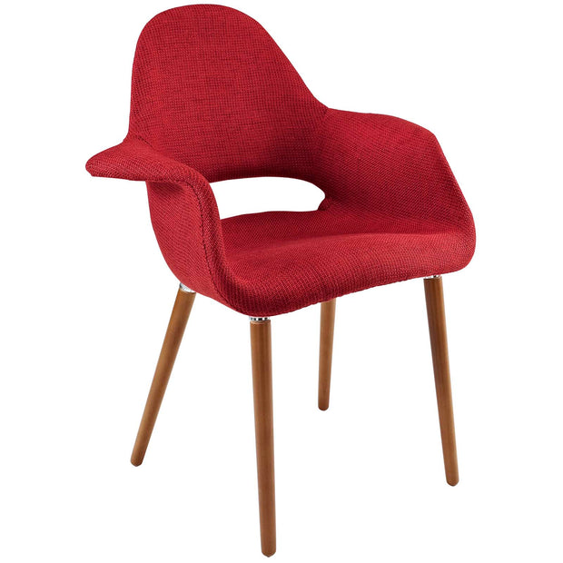 Wantism Ava Dining Armchair Red
