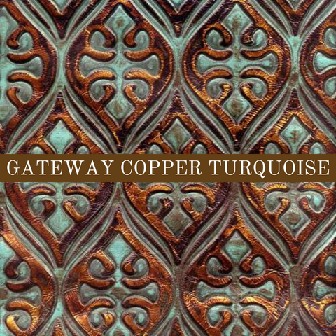 Gateway Copper Turquoise
