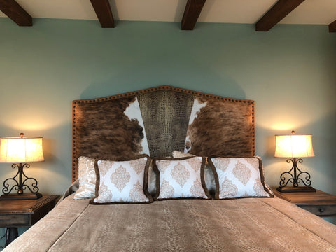 Handlebar H Bedroom Headboard