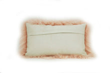 Load image into Gallery viewer, Tibetan Sheep Throw Pillow - Blush