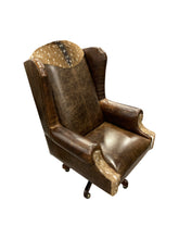 Load image into Gallery viewer, Axis Rustic Western Executive Chair