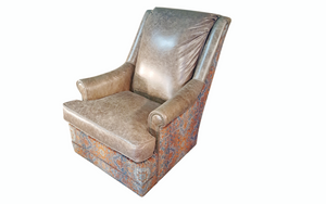 Arizona Tallback Swivel Glider