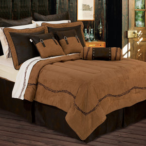 Barbwire Comforter Set