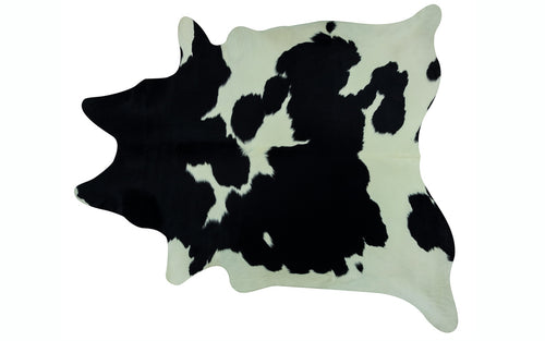 Brazilian Cowhide - Black and White