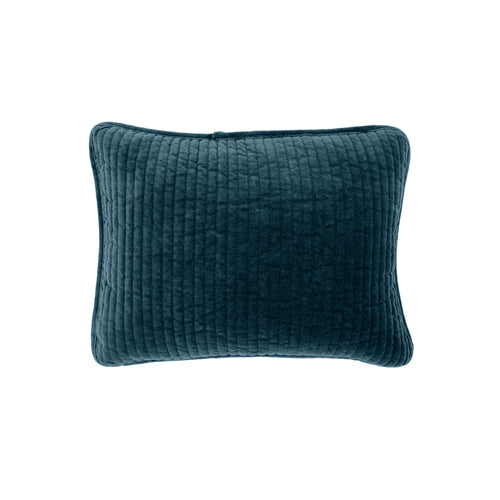 Stonewashed Cotton Velvet Pillow