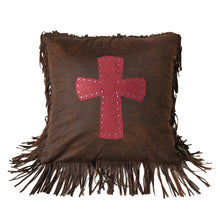 Load image into Gallery viewer, Cheyenne Star & Cross Pillows