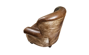 Vaquero Curved Back Chair