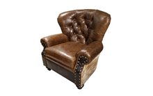 Load image into Gallery viewer, Vaquero Curved Back Chair