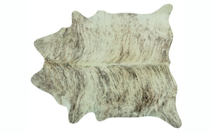 Brazilian Cowhide - Exotic Light Brindle