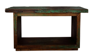 Reclaimed Wood Sofa Table