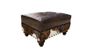 Maverick II Medium Ottoman