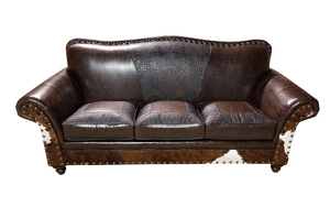 """Maverick II"" 3 cushion Sofa"