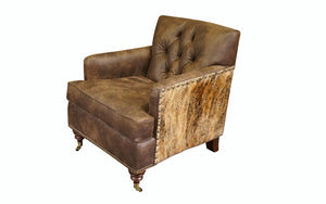 Gunner Leather Lounge Chair