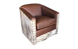High Desert Swivel Glider
