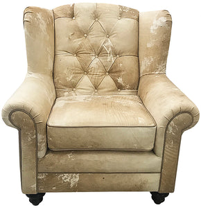 High Sierra Oversized Wingback