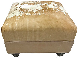 High Sierra Roll Top Ottoman