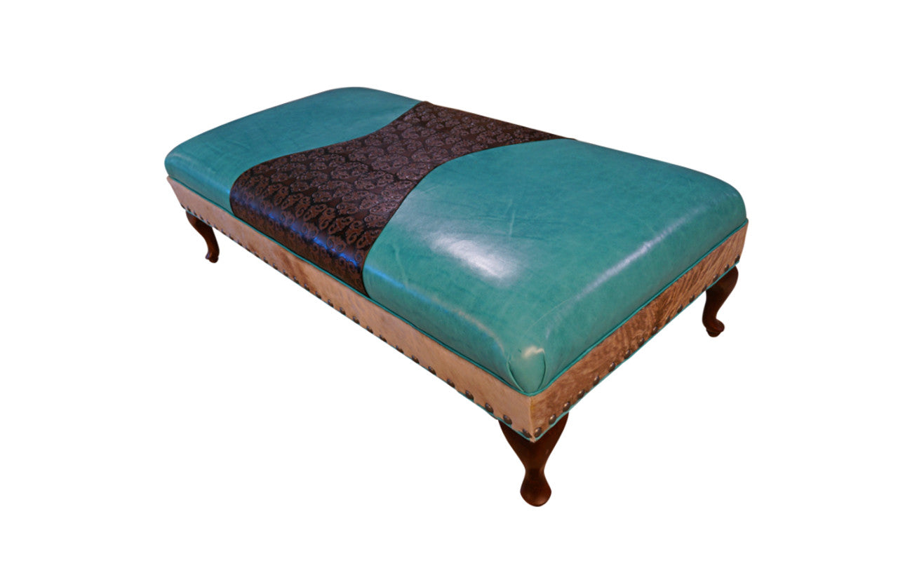 Hondo Rectangle Ottoman