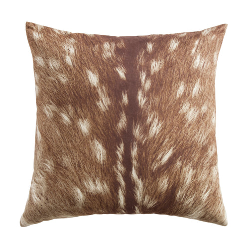 Huntsman Fawn Pillow