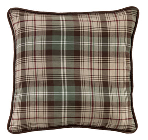 Huntsman Plaid Pillow