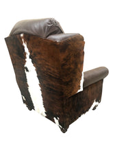 Load image into Gallery viewer, Maverick II Oversized Wingback Western Leather Recliner