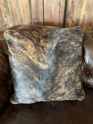 Cowhide Pillow #3