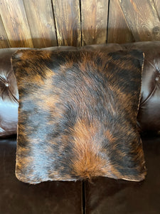 Cowhide Pillow #6
