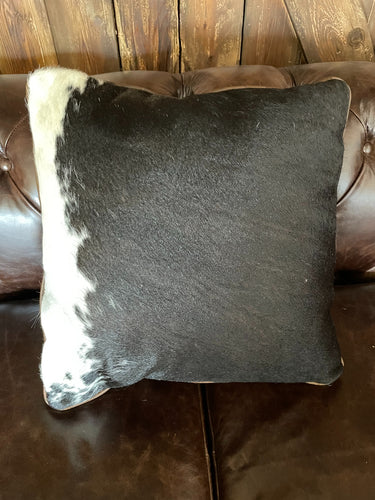 Cowhide Pillow #7