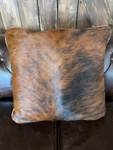 Cowhide Pillows #8