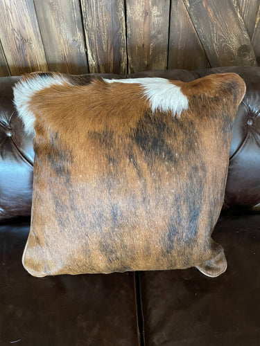 Cowhide Pillows #9