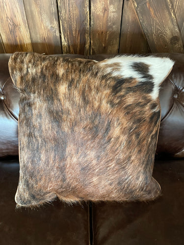 Cowhide Pillow #10