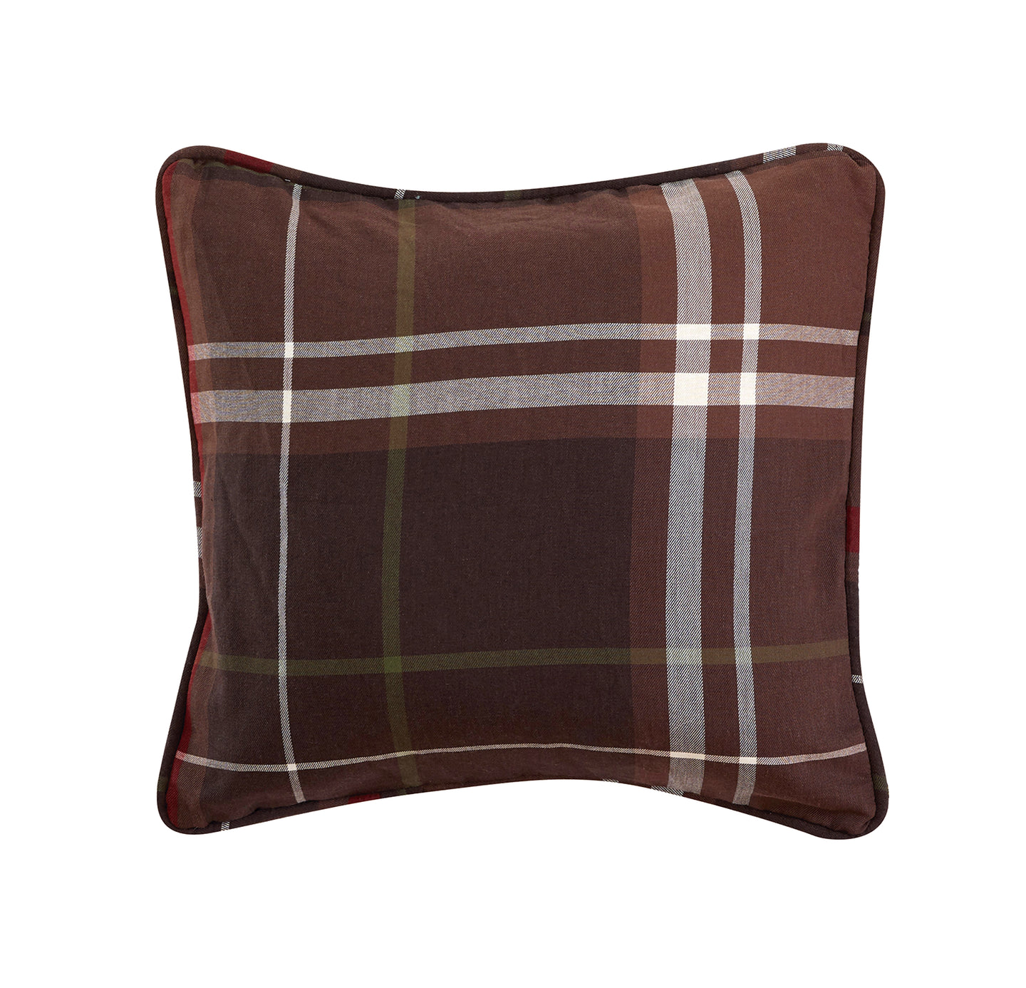 Jackson Plaid Pillow