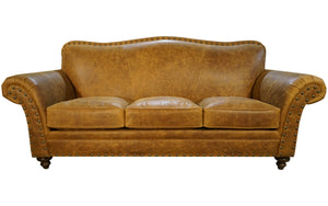 Longhorn 3 Cushion Sofa