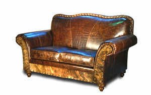 """Maverick"" 2 Cushion Love Seat"