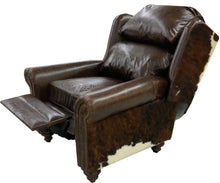 Load image into Gallery viewer, Maverick Oversized Wingback Recliner