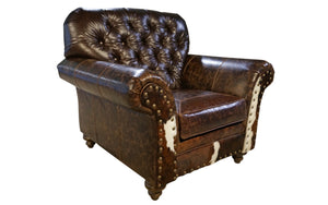 """Medina"" Tufted Club Chair"