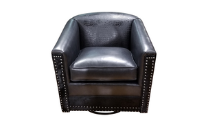 Midnight Rider Swivel Glider